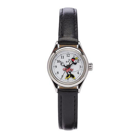 Mickey Mouse Original Black/Silver Watch TA56952
