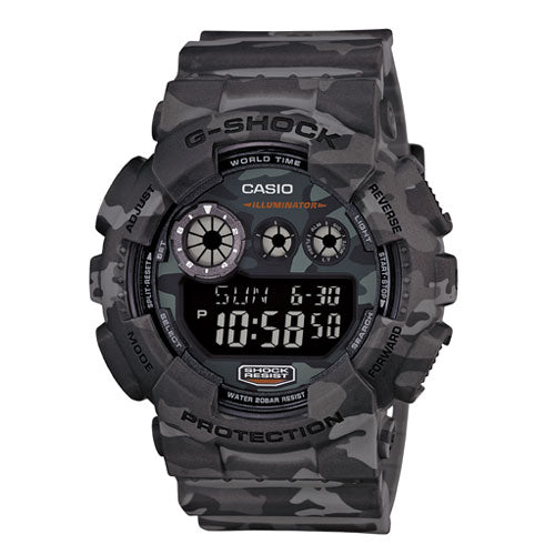 Casio G-Shock Worldtime Watch GD120CM-8D