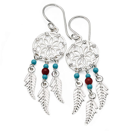Sterling Silver Dreamcatcher Hooks