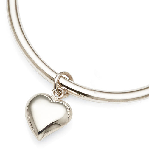 Sterling Silver Children's Bangle