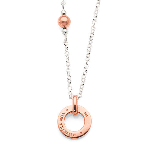 Von Treskow 2-Tone Necklace DISC09