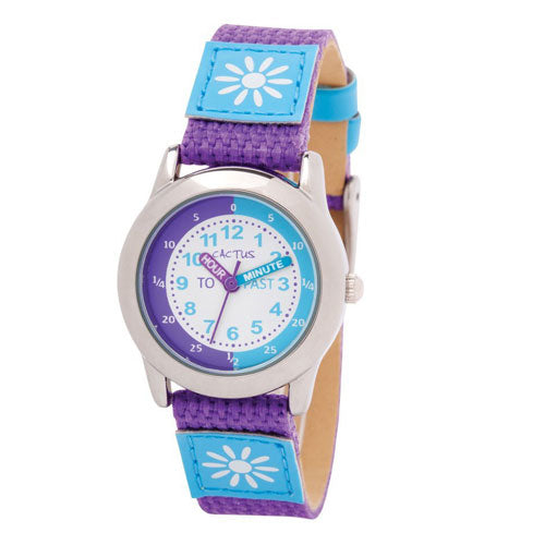 Cactus Time Smart Time Teacher Watch CAC89L09