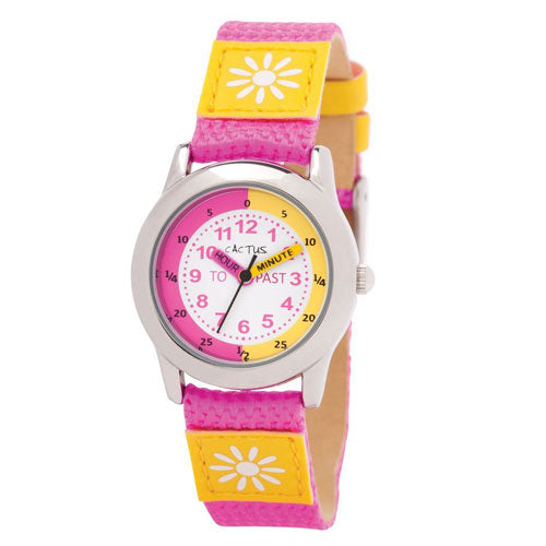 Cactus Time Smart Time Teacher Watch CAC89L55