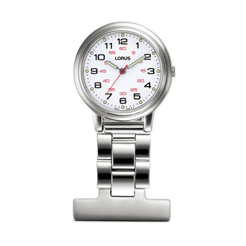 Lorus Nurses Fob Watch RG251CX-9