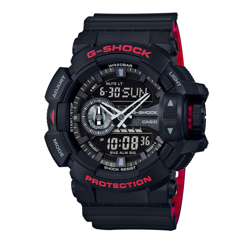 Casio G-Shock Heritage Watch GA400HR-1A