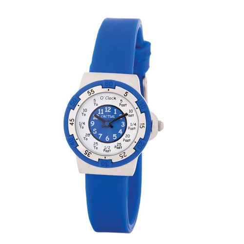 Cactus Time Teller Time Teacher Watch CAC90M04