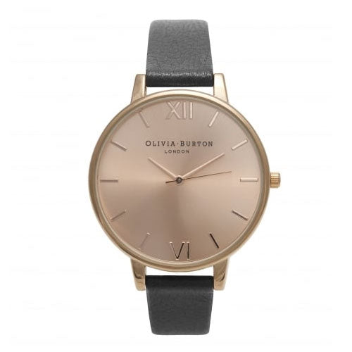 Olivia Burton Leather Strap Watch OB14BD27