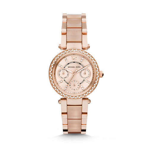 Michael Kors Parker Rose Gold Watch MK5896