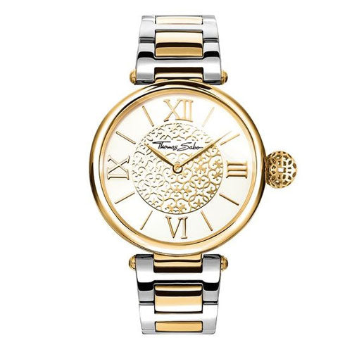 Thomas Sabo 'Karma' 2-Tone Watch TWA0299