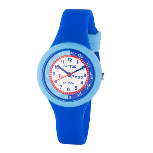 Cactus Time Trainer Time Teacher Watch CAC92M03