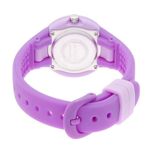 Cactus Time Teacher Purple Kids Watch CAC92M09