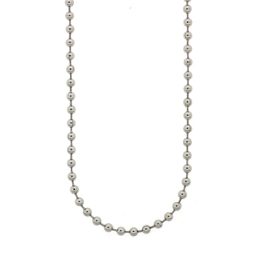 Stainless Steel 70cm Ball Chain