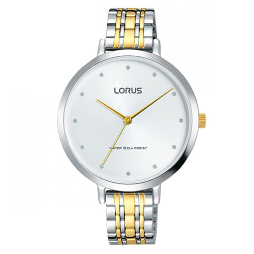 Lorus 2-Tone Watch RG227MX-9