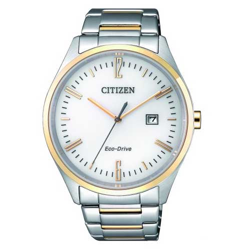 Citizen Eco Drive 2-Tone Watch BM7354-85A