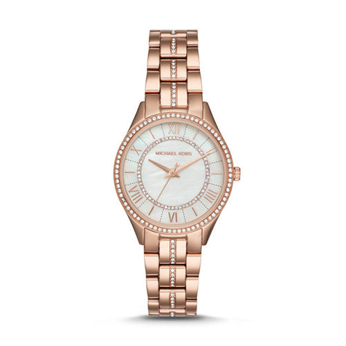 Michael Kors Lauryn Rose Gold Watch MK3716