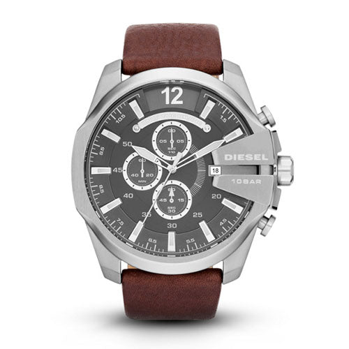 Diesel Mega Chief Brown Watch DZ4290