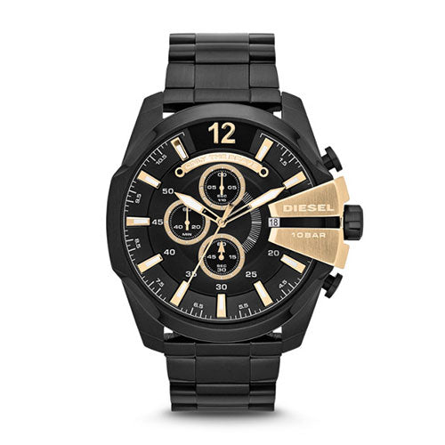 Diesel Chief Series Black Watch DZ4338