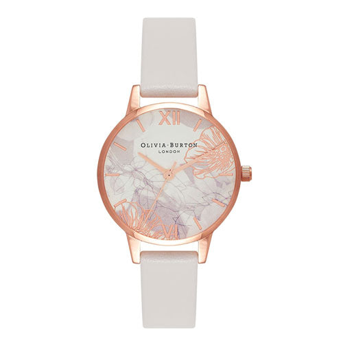 Olivia Burton 'Abstract Floral' OB16VM12