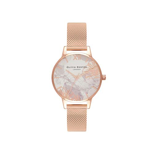 Olivia Burton Abstract Florals Watch OB16VM11