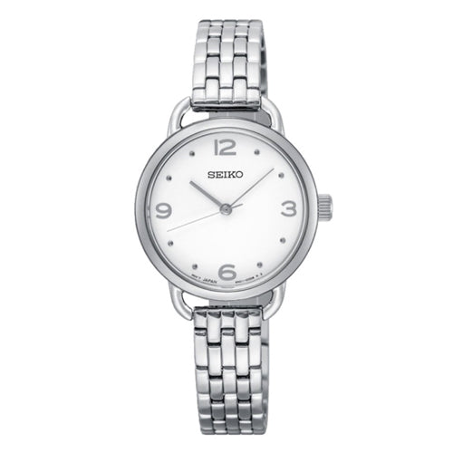 SEIKO Ladies Quartz Dress Watch SUR669P