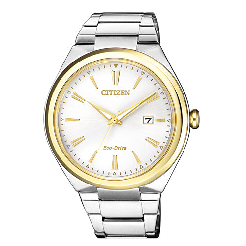 Citizen Eco-Drive 2-Tone Watch AW1374-51B