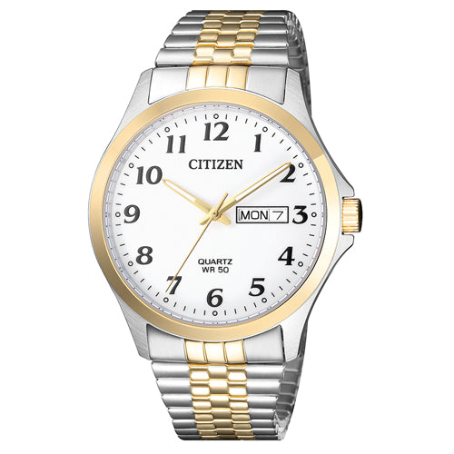 Citizen Stretch Band Watch BF5004-93A