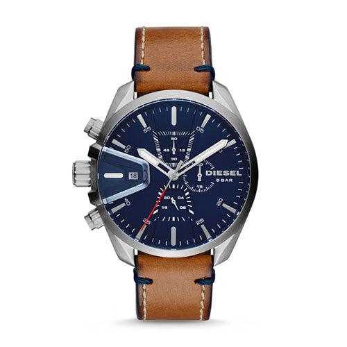 Diesel MS9 Chrono Brown Watch DZ4470