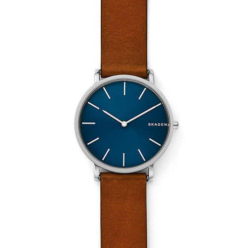 Skagen Hagen Brown Watch SKW6446