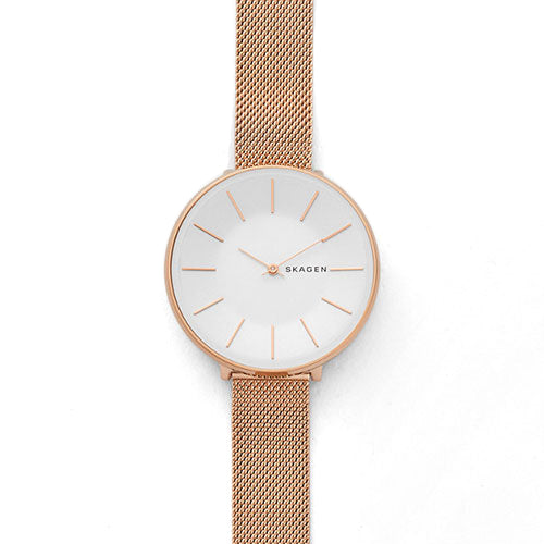 Skagen Karolina Rose Gold Watch SKW2688