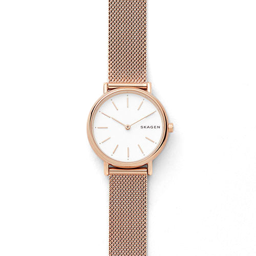 Skagen Signatur Rose Gold Watch SKW2694