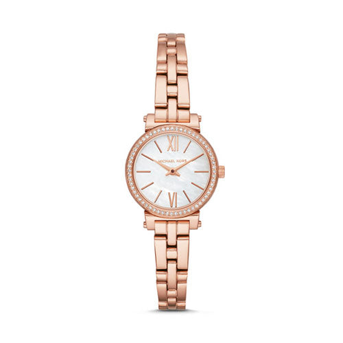 Michael Kors Sofie Rose Gold Watch MK3834