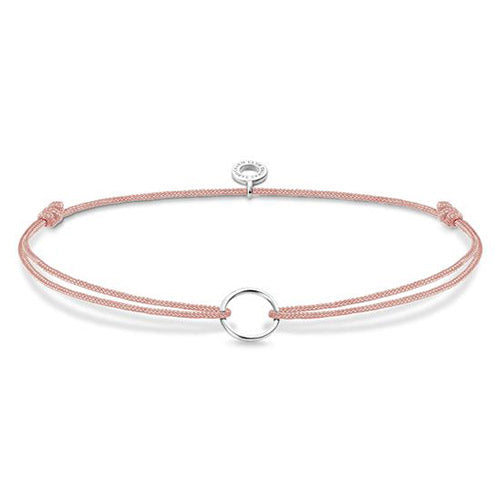 Thomas Sabo 'Little Secrets' Pink Bracelet LS068