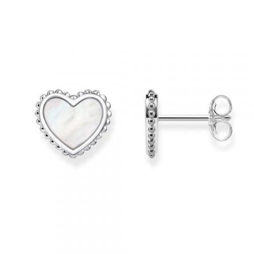 Thomas Sabo Sterling Silver 'Riviera' Studs TH2004