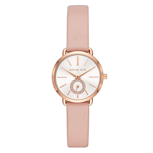 Michael Kors Portia Crystal Watch MK2735