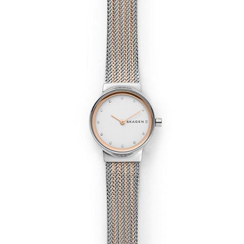 Skagen Freja Two Tone Watch SKW2699