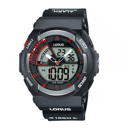 Lorus Chronograph Watch R2321MX-9