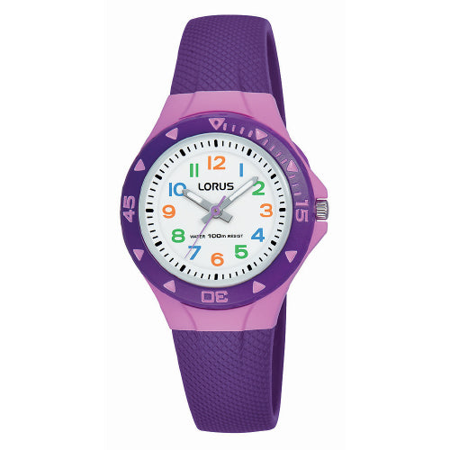 Lorus Purple Youth Watch R2349MX-9