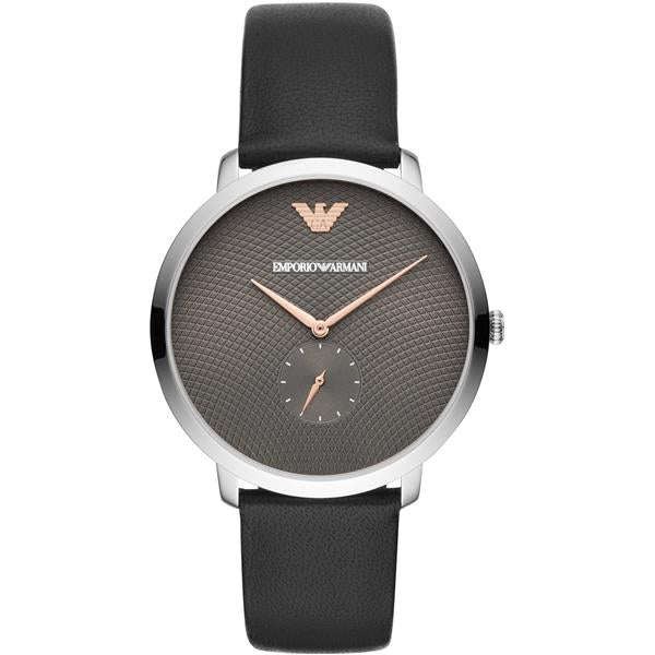Emporio Armani Black Analogue Watch AR11162