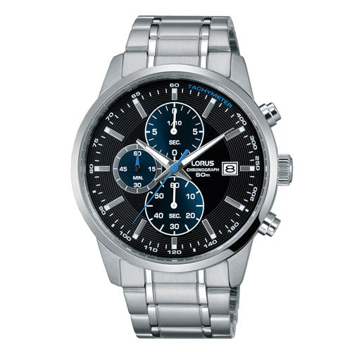 Lorus Chronograph Watch RM329DX-9