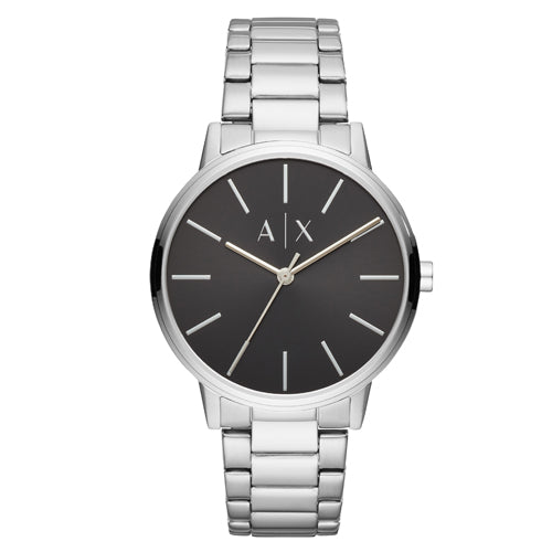 Armani Exchange Silver-Tone Analogue Watch AX2700