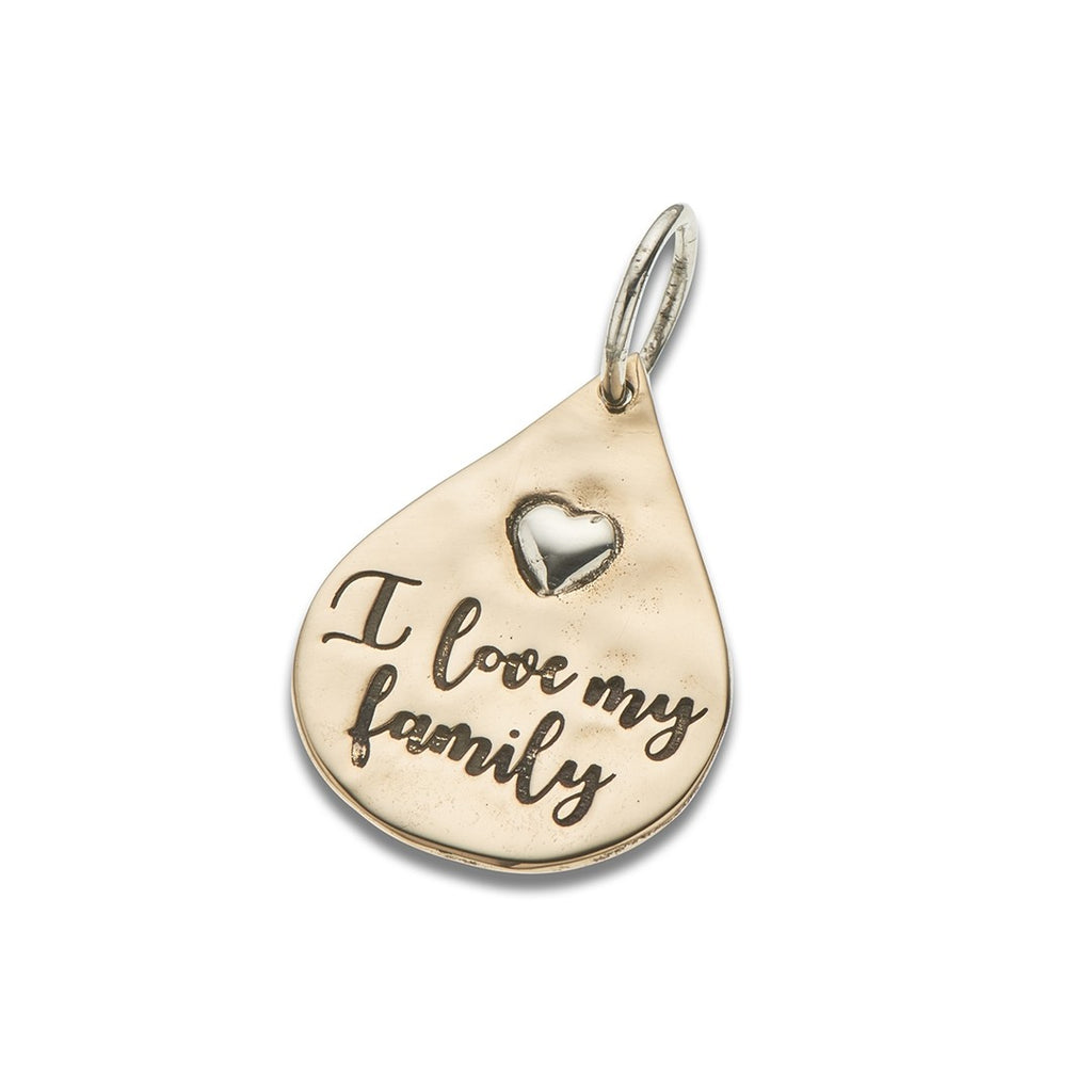 Sterling Silver Palas Charm