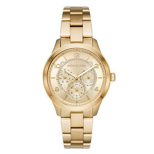 Michael Kors Runway Gold Watch MK6588