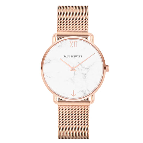 Paul Hewitt Rose Mesh Watch PH-M-R-M-4S