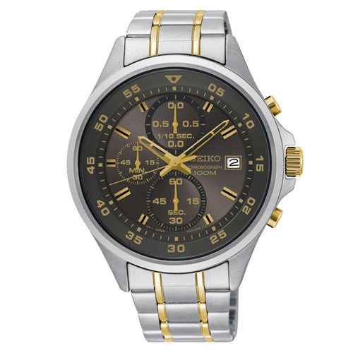 Seiko Quartz Chronograph Watch SKS631P