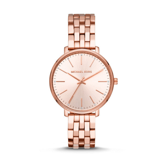 Michael Kors Pyper Rose Gold Watch MK3897