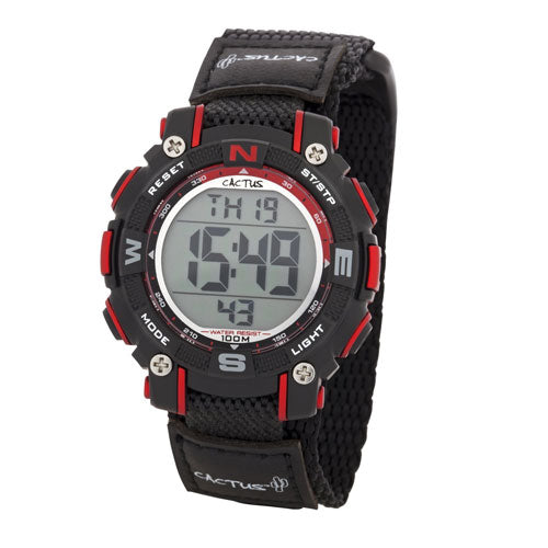 Cactus Robust Youth Digital Watch CAC104M01