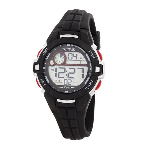 Cactus Youth Digital Watch CAC106M01