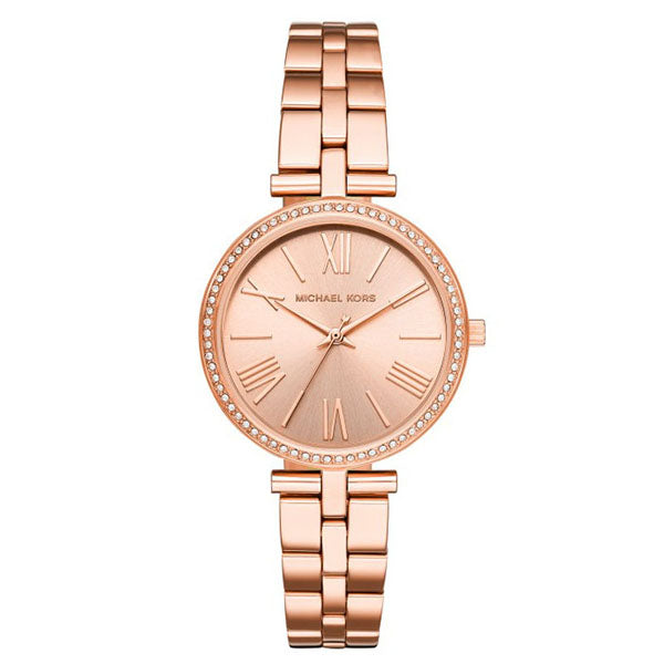 Michael Kors Maci Rose Gold Watch MK3904