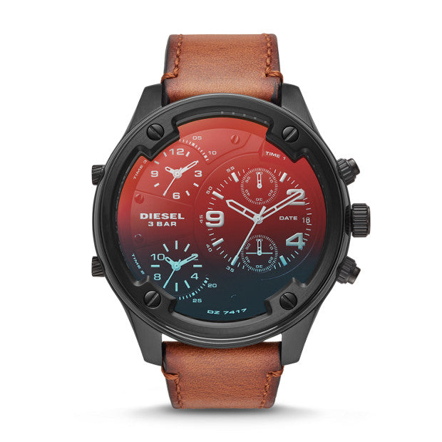Diesel Boltdown Brown Watch DZ7417