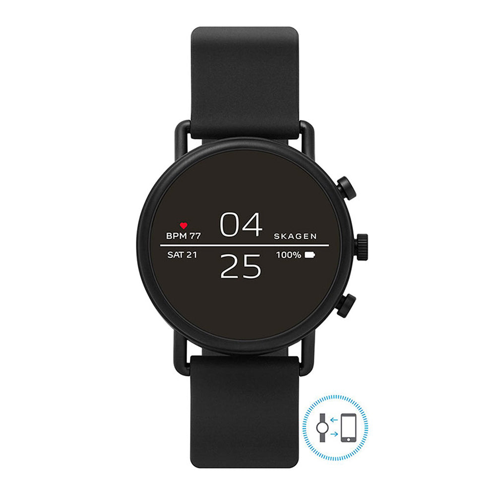Skagen Falster Black Smartwatch SKT5100